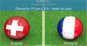suisse-france-euro2016